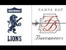 NFL 2017-2018 / Week 14 / 10.12.2017 / Detroit Lions @ Tampa Bay Buccaneers
