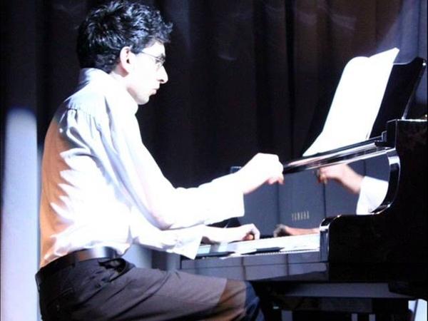 Terteryan / Melikyan: Concert Paraphrase Fire Ring performed by Hayk Melikyan, piano