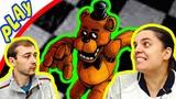 БолтушкА и ПРоХоДиМеЦ Встретились с Мишкой ФРЕДДИ! #167 Игра для Детей - 5 ночей с Фредди