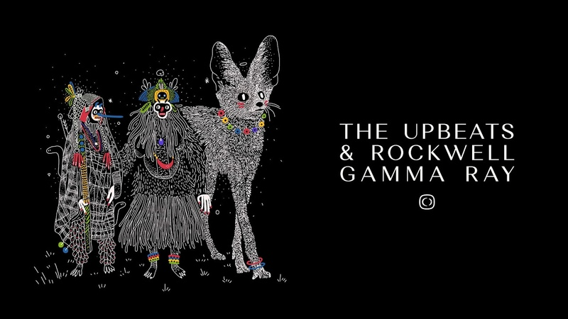 The Upbeats Rockwell - Gamma Ray