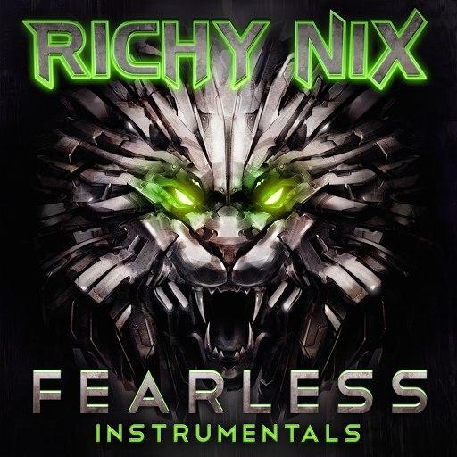 Richy Nix альбом Fearless (Instrumentals)