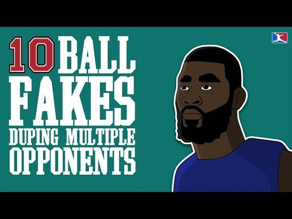 10 Ball Fakes Duping Multiple Opponents