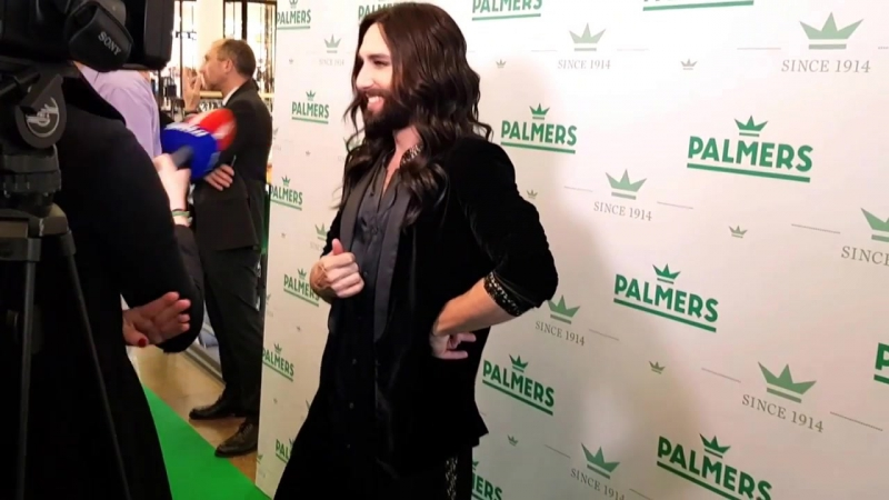 Conchita Wurst a DJ Mosey Palmers Palladium Praha Grand Opening 7.12.2017 the best of