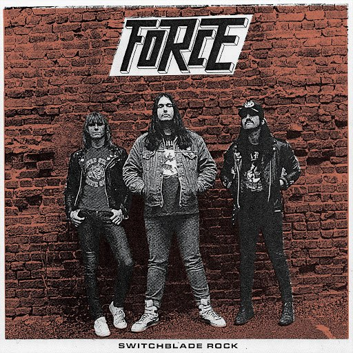 Force альбом Switchblade Rock
