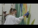 Всероссийский фестиваль стрит-арта проходит в Анапе