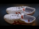 Onitsuka Tiger - Corsair Quick Look On Feet White True Red