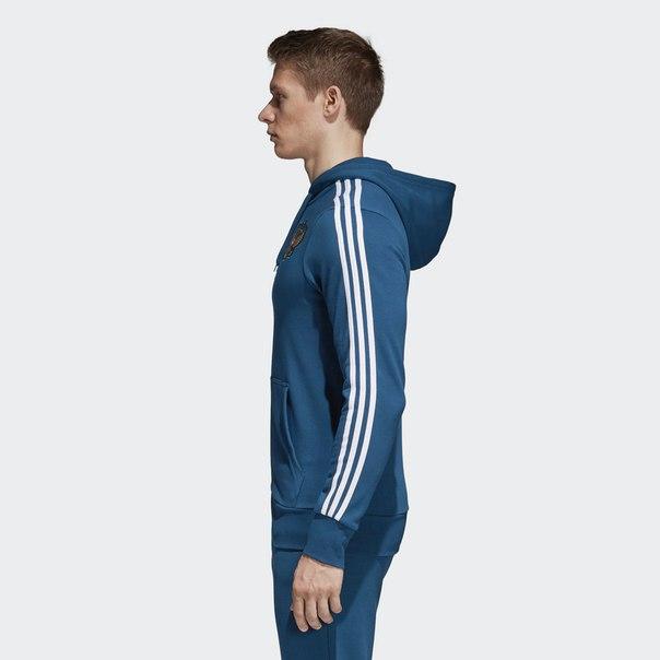 Толстовка Россия 3-Stripes