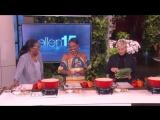 Tiffany Haddish Teaches Oprah How to Make Joyful Greens RUS SUB