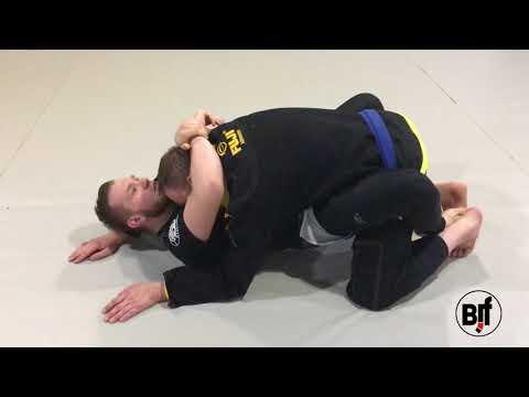 Артем Ухаров - easy sweep from guard (фусикай ин да экшн) bjjfreaks_TV