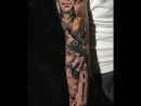 Идеи татуировок (Мастер Yomicoart)