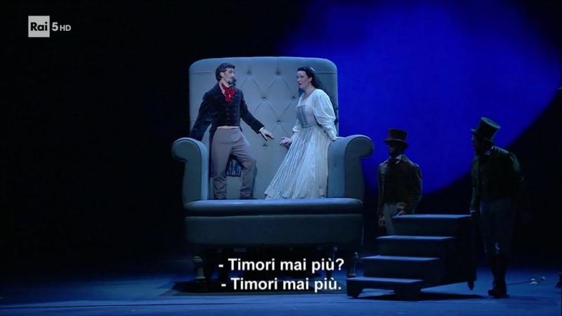 Vincenzo Bellini - La sonnambula / Сомнамбула (Roma, 2018) ita.sub.