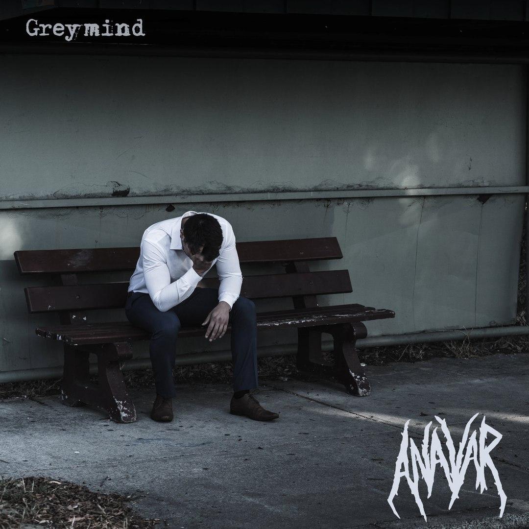 Anavar - Greymind [EP] (2017)