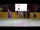Программа 6 танцев (Вальс, венский вальс, квикстеп, ча-ча-ча, румба, джайв)