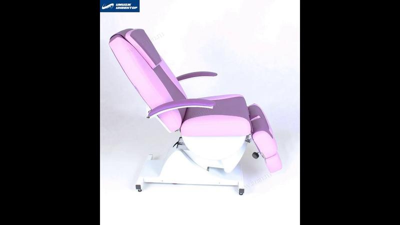Педикюрное косметологическое кресло Нега