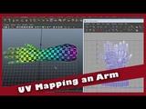 UV Mapping in Maya An Arm