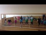 Танец на 8 марта. Группа Азарт.