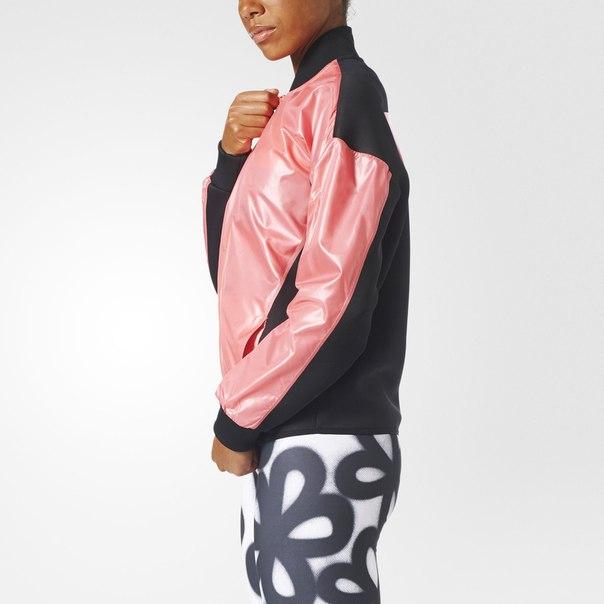 Куртка-бомбер adidas STELLASPORT