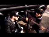 Дворовая песня На гитаре