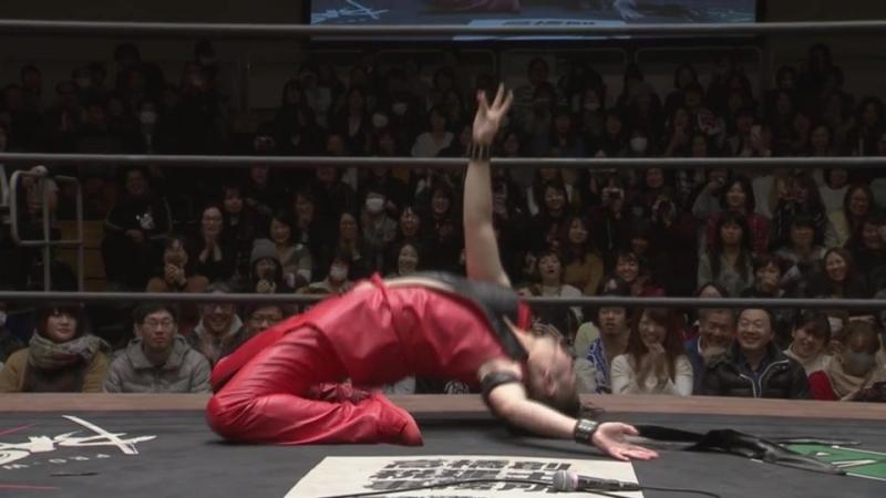 Owashi, Hirata vs. Ueno, Takeda vs. Oishi, Umeda vs. Takao, MAO vs. Sanshiro Takagi, SSM (DDT - Into the Fight 2018)