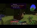 CraftShow Инди Дикари Minecraft 4 Медь и дерево Terrafirmacraft выживание