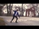 Rubix Criminalz Crew dancing at Prospect Park to Dope by Mo'Vibez YAK Films