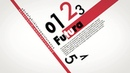 Futura Typography Poster Animation