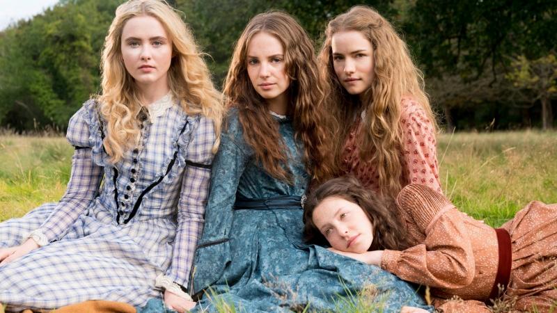 Маленькие женщины 1 сезон 3 серия