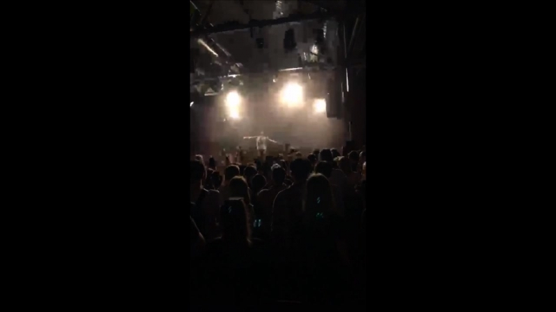 Иван Дорн - Стыцамэн Berlin, Germany, Festaal 2018 (Live Stream by dornabanda )