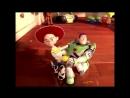 Танец База и Джесси - История Игрушек 3 - (aneka.scriptscraft) 360p