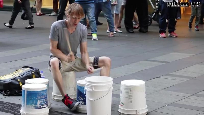 Барабанщик виртуоз