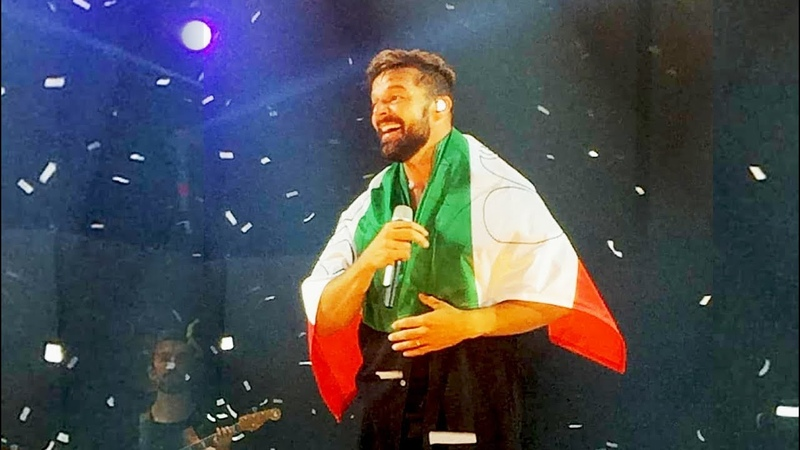 Ricky Martin - The Cup of Life Show final @ Budapest 2018 LIVE