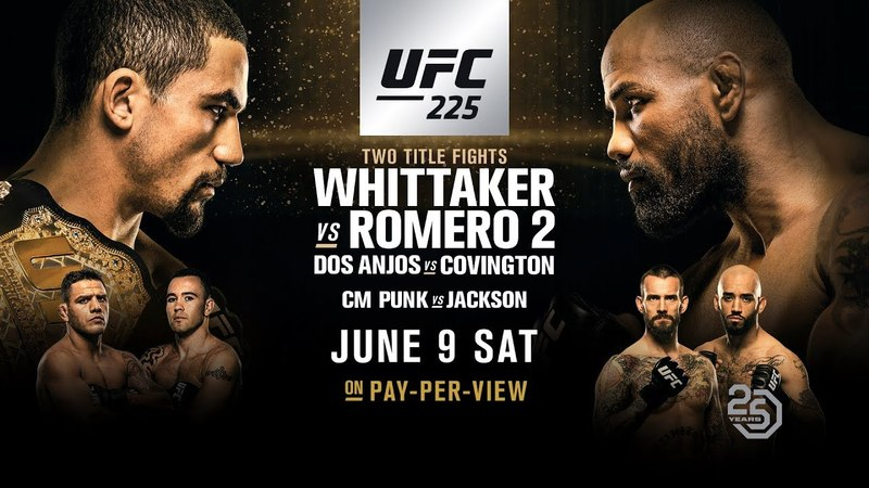 UFC 225: You Ain't Seen Nothin' Like This