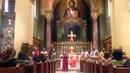 Kirtan in a Church @ New York Киртан в церкви. Нью Йорк