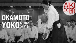 Yoko Okamoto Shihan · Seminar 2018