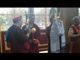 Майдари хурал 16.07.2018 Дацан Гунзэчойнэй. Ритуал омовения Будды Майтрейи.