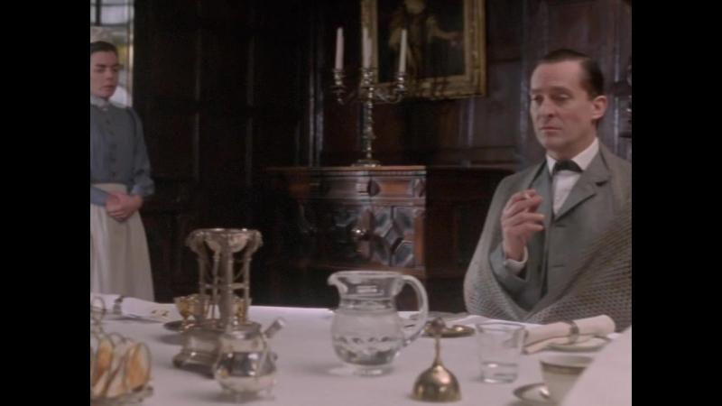 Обряд дома Масгрейвов-Приключения Шерлока Холмса.16-я серия (Великобритания телесериал 1984-1994 годов) FullHD