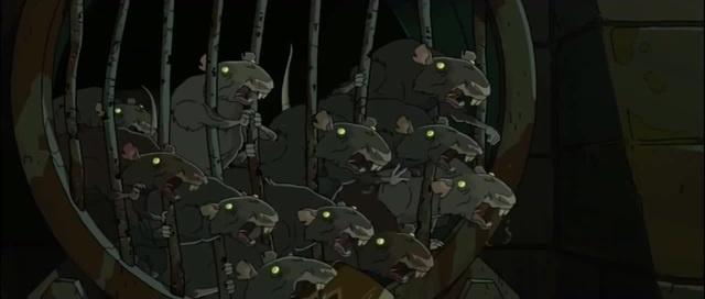 RAT IS DEAD