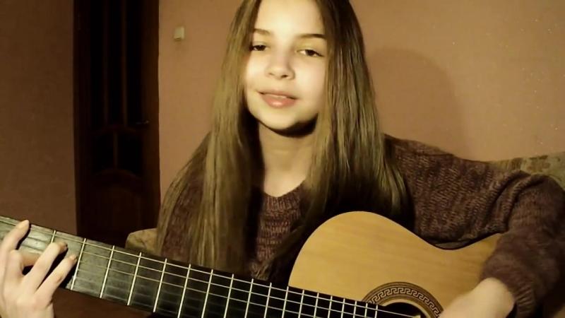 Диана Промашкова Моё море Мот cover девушка красиво поет крутой голос классн