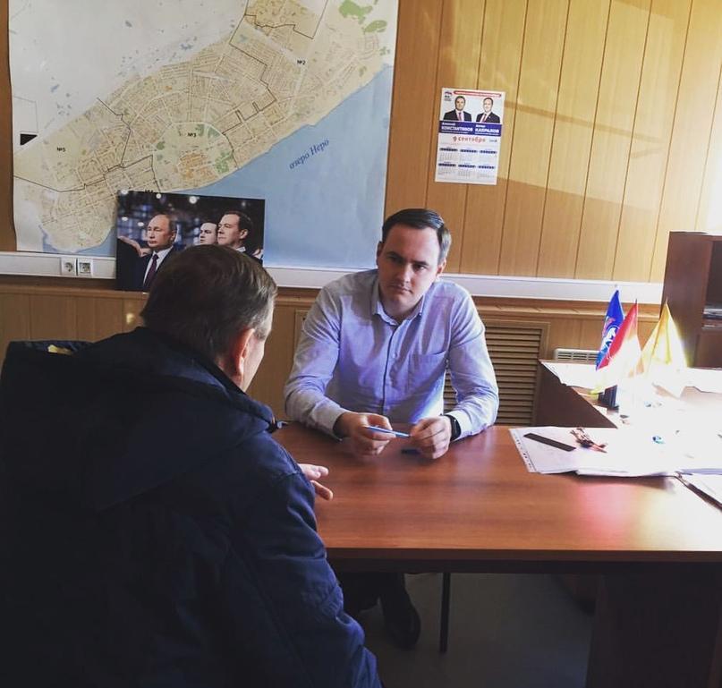 Антон Капралов | Ярославль