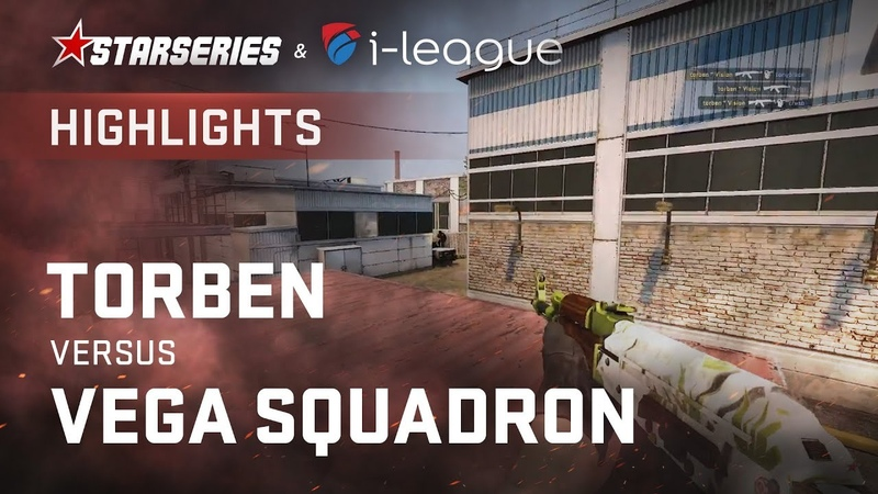 Highlights: torben vs Vega Squadron | StarSeries i-League CS:GO Season 6