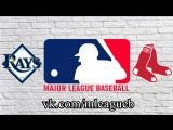 Tampa Bay Rays vs Boston Red Sox 17.08.2018 AL MLB 2018 (13)