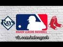 Tampa Bay Rays vs Boston Red Sox | 17.08.2018 | AL | MLB 2018 (1/3)
