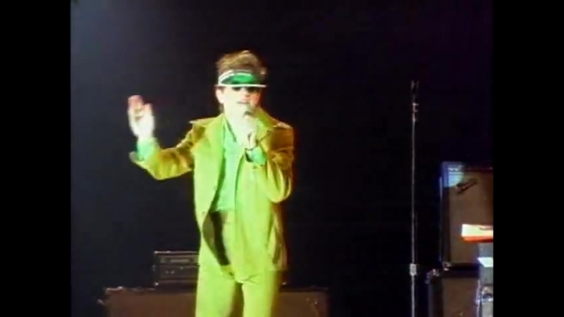 Devo Live Clip M 80 Festival Devo As Dove 1980