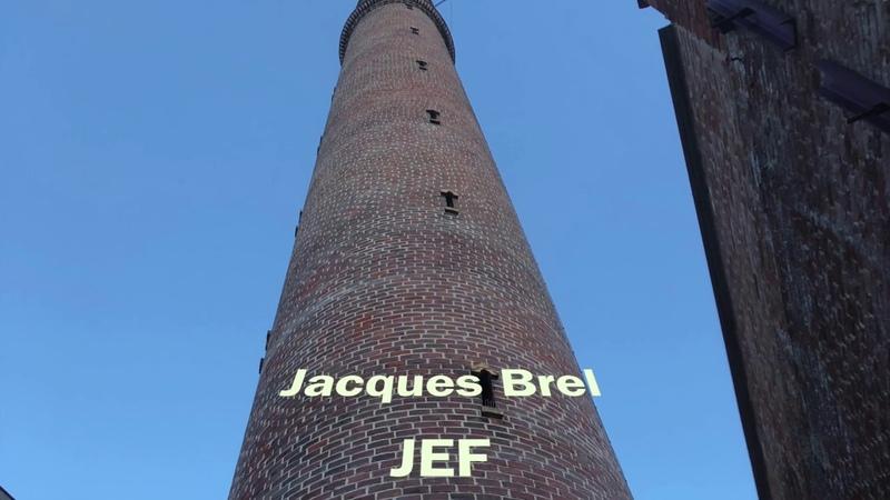 Vadim Piankov chante JEF de Jaques Brel au Centre Culturel Tour à Plomb à Bruxelles