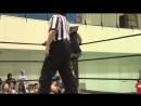 Keisuke Ishii, Makoto Oishi vs. Jason Kincaid, Shigehiro Irie (DDT - Road to Ryogoku 2018 ~ Dramatic Dream Tofu Chikuwa)