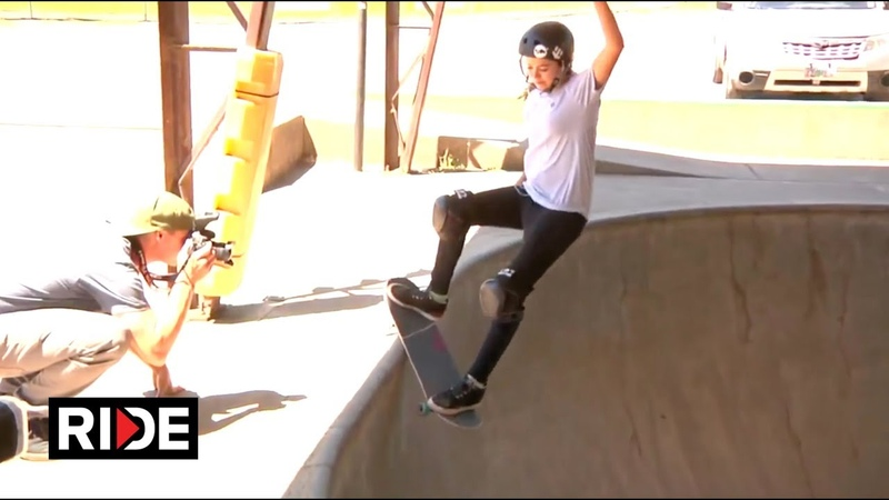 Exposure Skate Rising - FEED THE NEED Tour