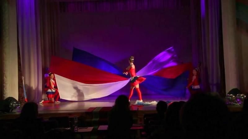 Фестиваль эстрадных танцев - Флаг России, 13.05.2016