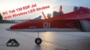 RC Yak 130 EDF Jet with Smart LED Strobes