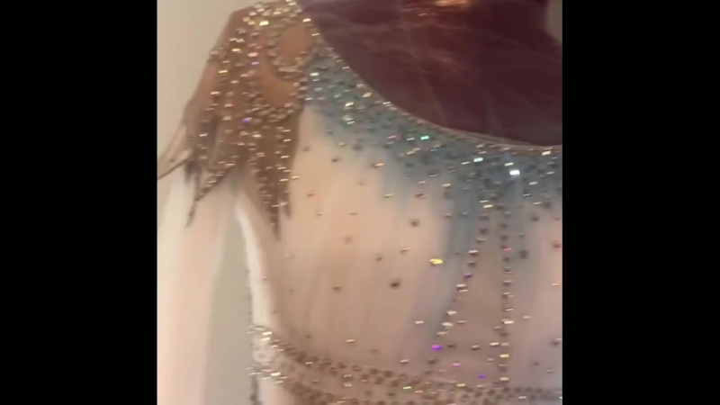 Алека Косторная платье для КП