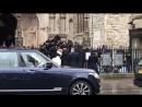Уильям, Кэтрин, Гарри и Меган прибывают в Вестминстерское аббатство на службу в честь Дня Содружества